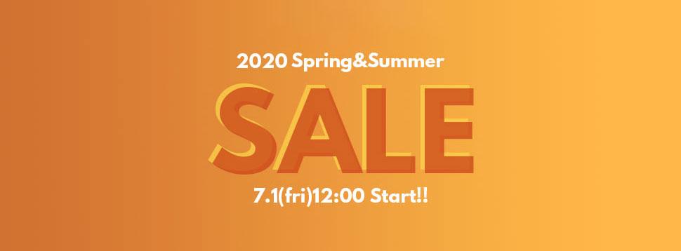 2020 Spring&Summer PRE SALE